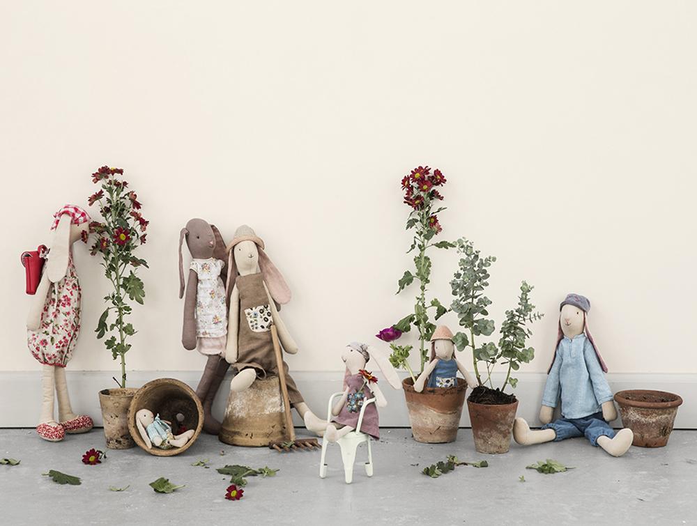 Los muñecos de Maileg