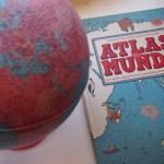 Atlas del mundo: una preciosidad de papel