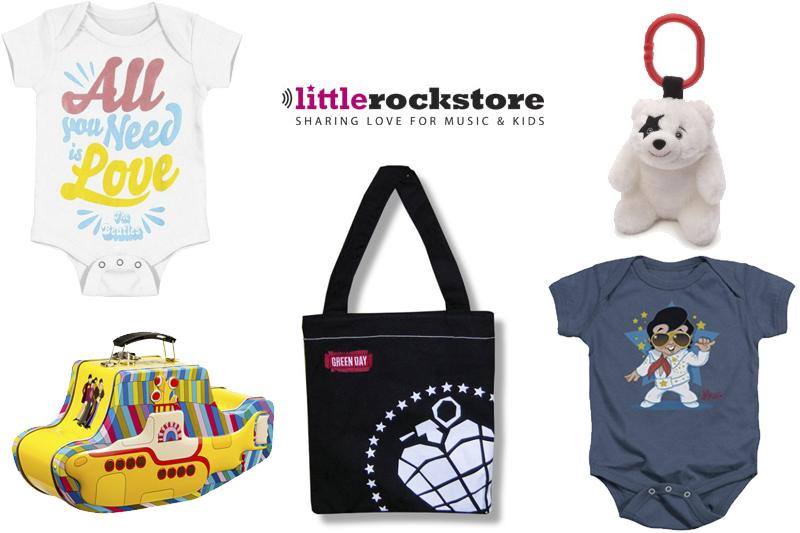 Littlerockstore: Ropa rockera para bebés