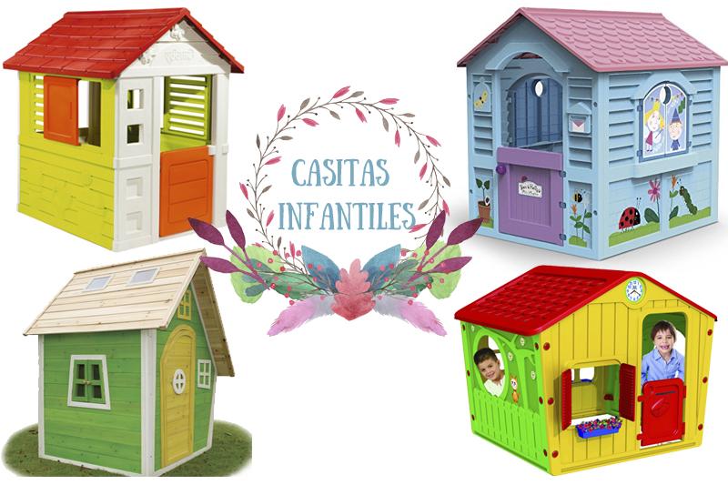 Casitas infantiles para jard n mamis y beb s for Casitas de jardin