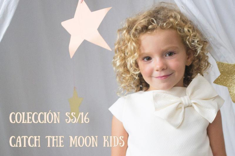 Catch the Moon, moda infantil SS16