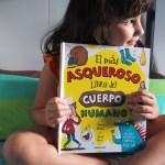 Libros infantiles: El más asqueroso libro del cuerpo humano