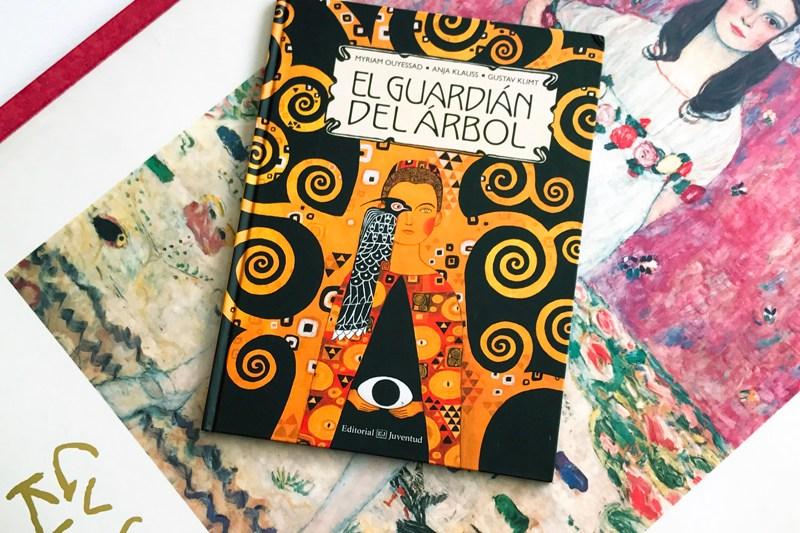 Descubriendo a Gustav Klimt: El guardián del árbol – Libros infantiles