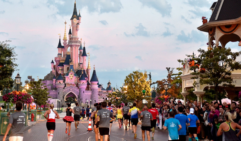 runDisney weekend: la magia de Disney se alía con el running