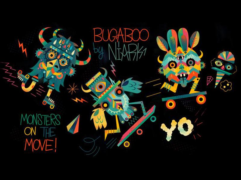 Coleccion bugaboo by niark1
