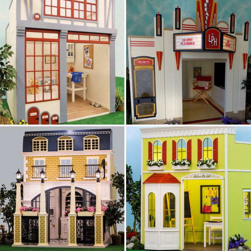 lilliput playhomes