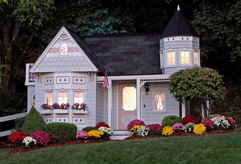 Lilliput Playhomes Grand-Victorian-Twilight