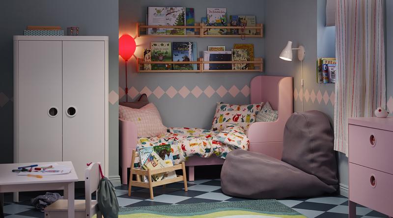 El nuevo catálogo de Ikea 2018: dormitorios