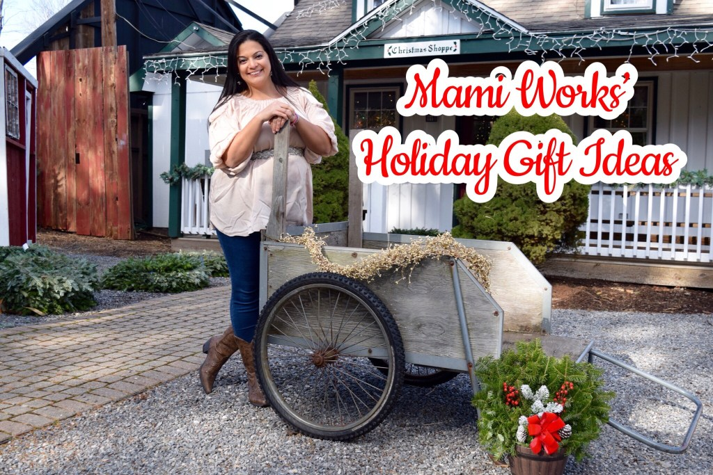 Mami Works' Holiday Gift Ideas