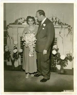 Hochzeit Ursula und Dwight Mamlok