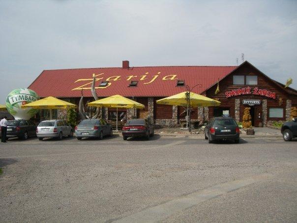 ristorante Zarija