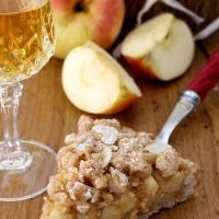 Sbriciolata di mele