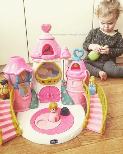magico castello delle principesse chicco