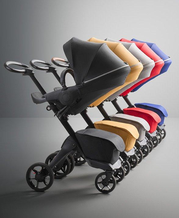 Stokke Xplory X, un design unico per avvicinarti al tuo bambino