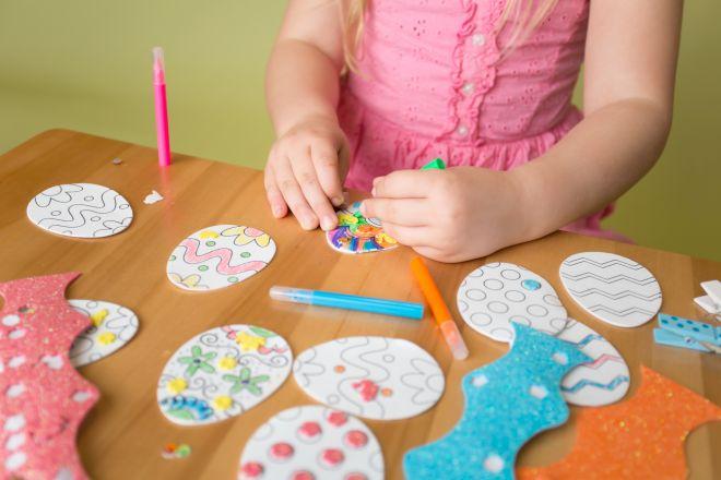 Lavoretti Creativi Per Pasqua Mamma Felice