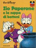 Zio Paperone e la zuppa di bottoni: copertina