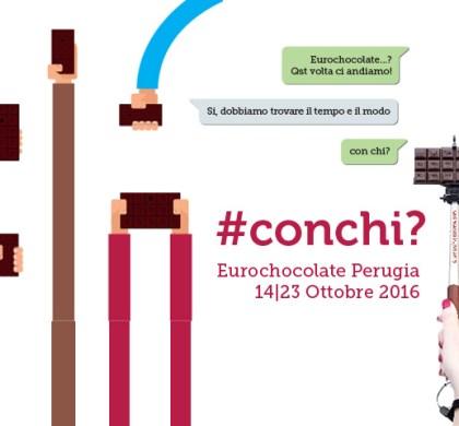 Perugia e l'Eurochocolate, il Festival del Cioccolato