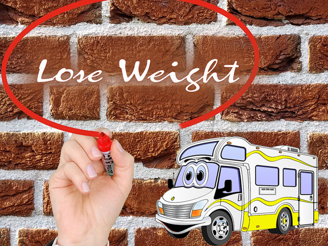Camper in sovrappeso…mettiamolo a dieta!
