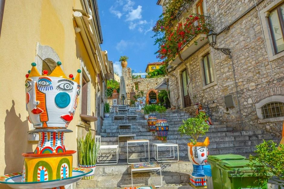 Organizzare un viaggio (on the road) in Sicilia