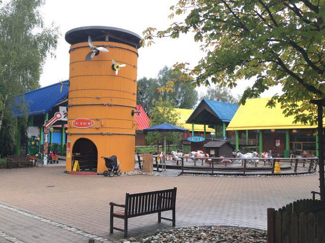 Ravensburger Spieleland Parco divertimenti MammaInViaggio