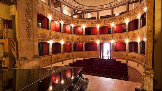 Sicilia Teatro Garibadi Mazara del Vallo MammaInViaggio