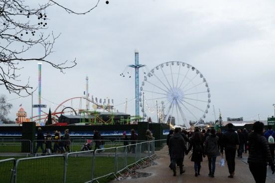 Londra Hyde Park Winter Wonderland MammaInViaggio