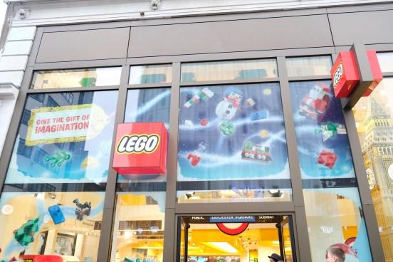 Londra Lego Store MammaInViaggio