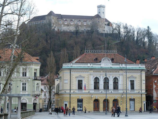 Slovenia Lubiana MammaInViaggio