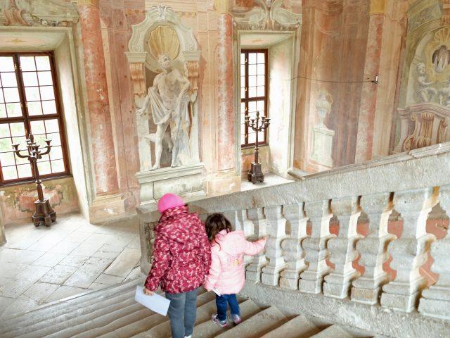 Slovenia Castello di Brezice MammaInViaggio