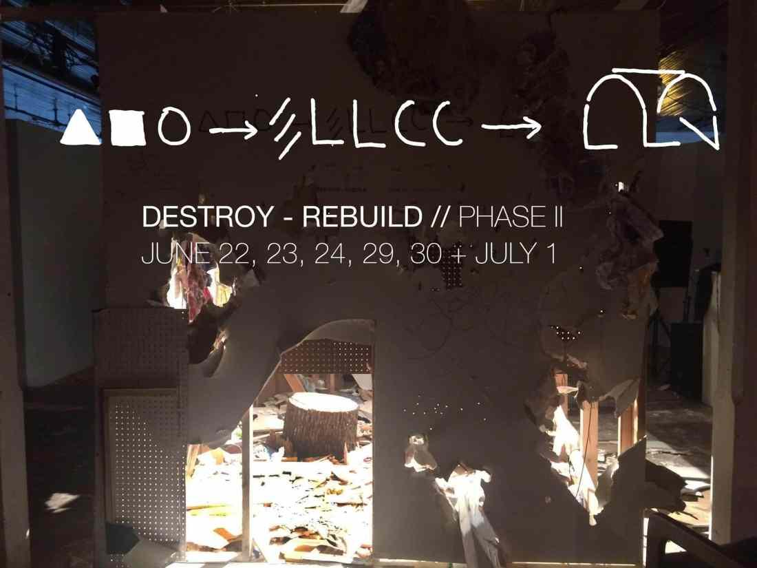destroy-rebuild