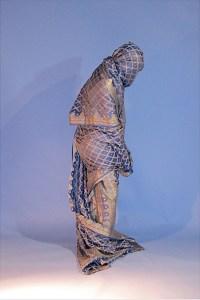 """Elyse Defoor - """"Through the Veil, in Blue"""""""
