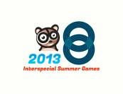 2013 Interspecial Summer Games LOGO