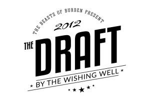 The Draft sign