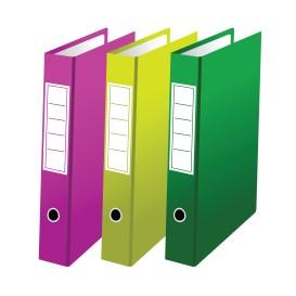 3 binders