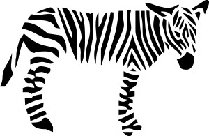 Zebra two way