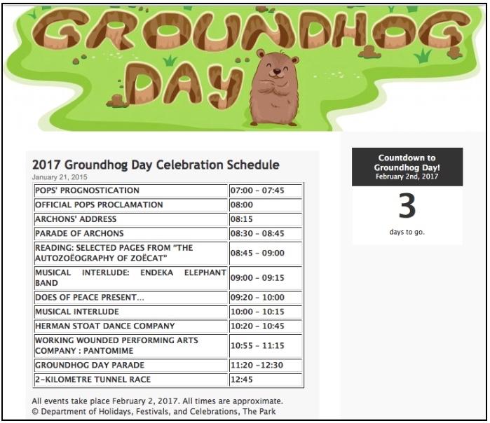 groundhogdayschedule