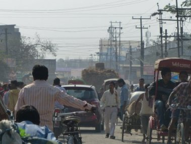 N India