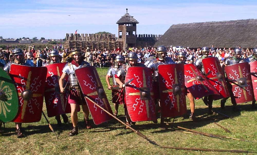 Gruppo storico Romano: i bambini incontrano la storia