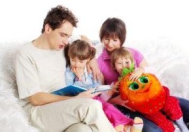 fiaba bambini lettura 300x210 - Importanza della lettura per i bambini: guida pratica