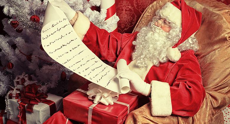 Come interpretare Babbo Natale per i bambini