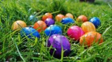 Come organizzare una caccia alle uova di Pasqua