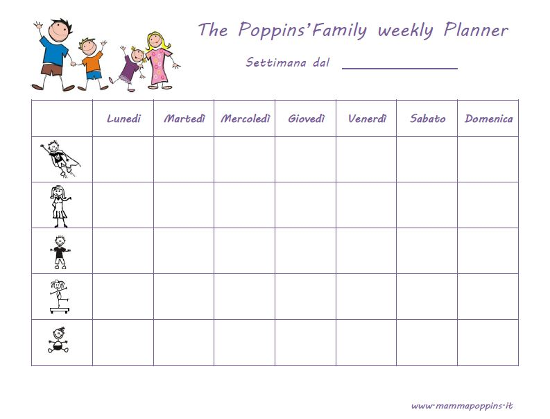 FAMILY WEEKLY