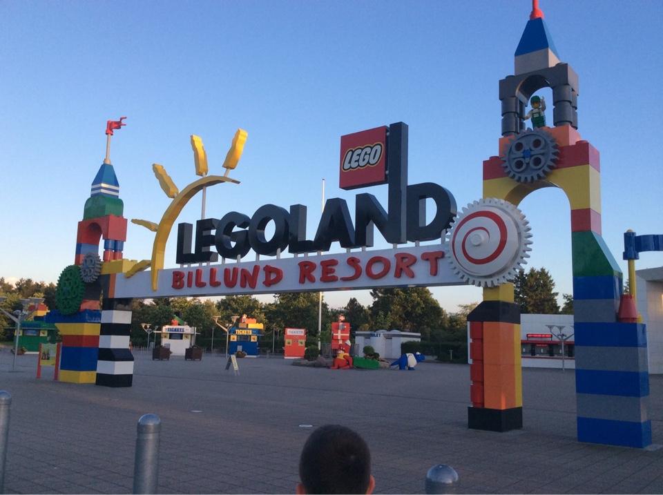 Legoland viaggio per bambini