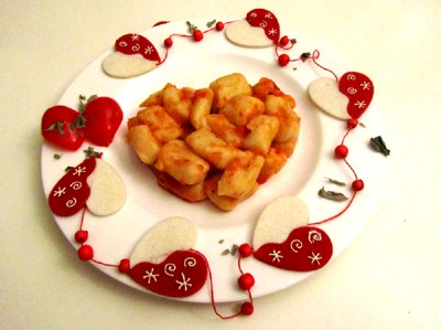 menu da cucinare per san valentino
