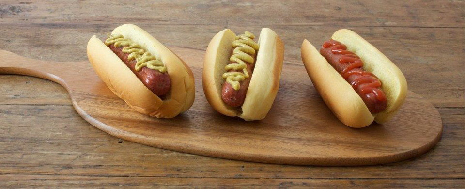 ricetta degli hotdog