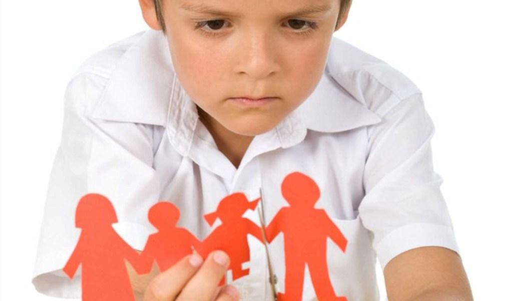 natale per figli di genitori separati