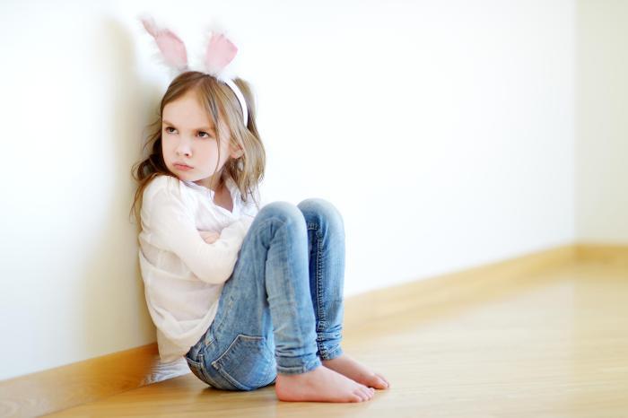 montessori capricci dei bambini