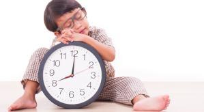 perchè mio figlio non vuole dormire