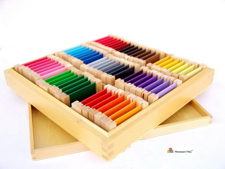 comment enseigner les couleurs aux enfants
