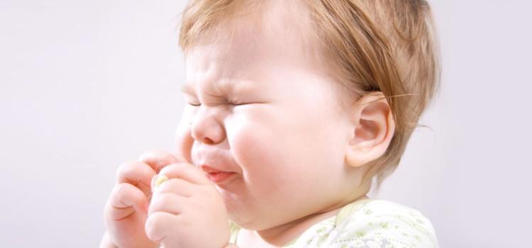 come riconoscere la bronchiolite nei bambini